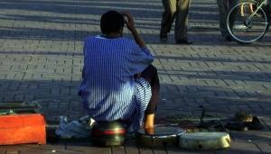 Encantador de Serprentes em Marrakesh