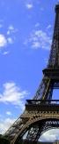Greve na Torre Eiffel