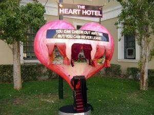 Heart Hotel, Atenas