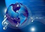 Música pelo mundo