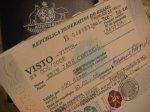 Visa to Brazil