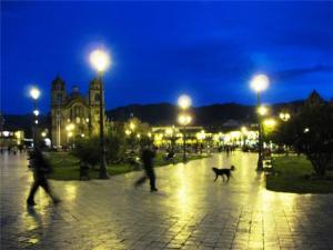 Cuzco à noite