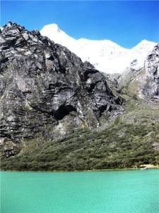 Lagoa Llanganuco