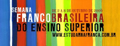 Semana Franco Brasileira de Ensino Superior