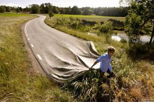 Road, by Eric Johansson